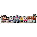 Paper Wizard - Disney - Die Cuts - Main Street