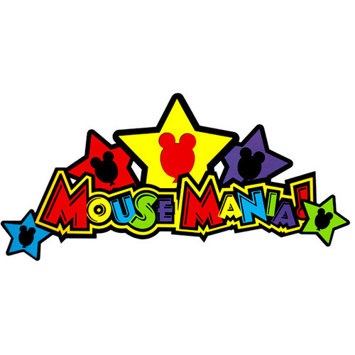 Paper Wizard - Mousin Around Collection - Disney - Die Cuts - Mouse Mania