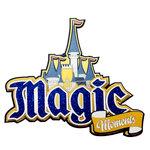 Paper Wizard - Die Cuts - Magic Moments