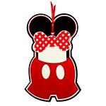 Paper Wizard - Die Cuts - Mousy Pocket - Red
