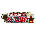 Paper Wizard - Die Cuts - Taste of Magic