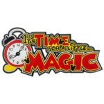 Paper Wizard - Theme Park Collection - Die Cuts - It's Time for a Little Magic