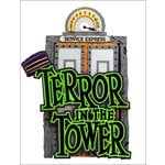 Paper Wizard - Disney - Die Cuts - Terror in the Tower