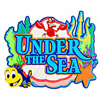 Paper Wizard - Theme Park Collection - Under the Sea