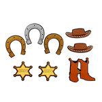 Paper Wizard - Die Cuts - Woody Minis