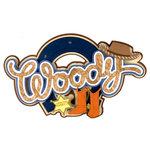 Paper Wizard - Die Cuts - Woody Title
