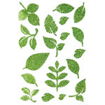 Queen and Company - Stick-Ems - Clear Stickers - Foliage