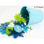 Queen and Company - Embellishment Assortment - Bucket of Summer