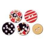 Queen and Company - Pets Collection - Buttons - Pet
