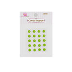 Queen and Company - Candy Shoppe Collection - Self Adhesive Jellies - Kiwi Kiss