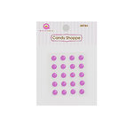 Queen and Company - Candy Shoppe Collection - Self Adhesive Jellies - Plum Passion