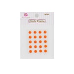 Queen and Company - Candy Shoppe Collection - Self Adhesive Jellies - Orange Crush