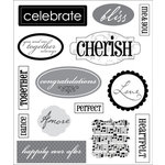 Queen and Company - Formal Collection - Cardstock Stickers