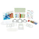 Queen and Company - Shaker Tag Kit - Holiday
