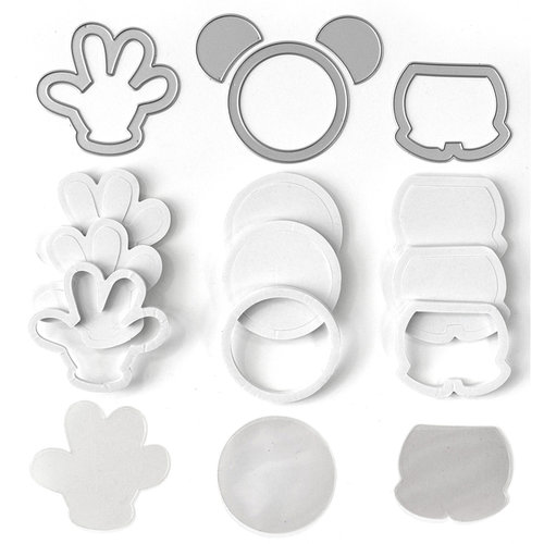 Queen and Company - Shaker Shape Kit - Magic