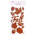 Queen and Company - Epoxy Icons - Fall Fun