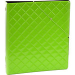 Queen and Company - Envy Storage System - Binder - Green