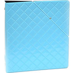 Queen and Company - Envy Storage System - Binder - Blue