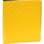 Queen and Company - Envy Storage System - Binder - Yellow