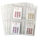 Queen and Company - Envy Storage System - Binder - Refill Pack - Quad Pocket