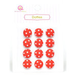 Queen and Company - Dotties - Red