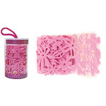 Queen and Company - Felt Ribbon - 3 feet - Think Pink