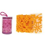 Queen and Company - Felt Ribbon - 3 feet - Oh Orange