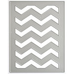 Queen and Company - Foam Front Designer Dies - Chevrons
