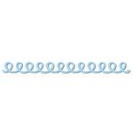 Queen and Company - Self Adhesive Felt Fusion Border - Doodle Loop - Blue