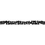 Queen and Company - Magic Millennium Collection - Self Adhesive Felt Fusion Border - Main Street USA
