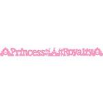 Queen and Company - Magic Millennium Collection - Self Adhesive Felt Fusion Border - Princess Royalty