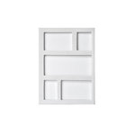 Queen and Company - Foam Front - Shaker Kit - Squares
