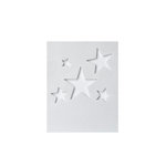 Queen and Company - Foam Front - Shaker Kit - Stars