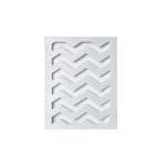 Queen and Company - Foam Front - Shaker Kit - Chevrons