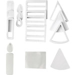 Queen and Company - Shaker Shape Foam Kit - Birthday