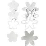 Queen and Company - Shaker Shape Foam Kit - Flowers