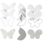 Queen and Company - Shaker Shape Foam Kit - Butterflies