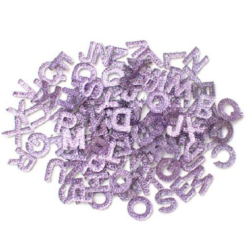 Queen and Company - Alphabits - Purple