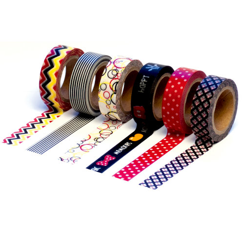 Queen and Company - Trendy Tape - Magic Collection Kit