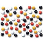 Queen and Company - Mini Sprinkles - Mini Mini Brads - Bootiful - Halloween, CLEARANCE