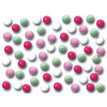 Queen and Company - Mini Sprinkles - Mini Mini Brads - Scrap in the City, CLEARANCE
