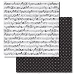 Queen and Company - Formal Collection - 12 x 12 Double Sided Paper - Music