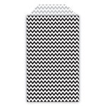 Queen and Company - Perfect Party Collection - Decorative Bags - Chevron - Licorice