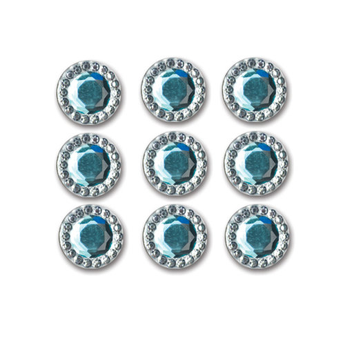 Queen and Company - Candy Shoppe Collection - Pave - Blueberry Bliss