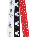 Queen and Company - Magic Millennium Collection - Disney - Ribbon - Magic