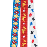 Queen and Company - Kids Collection - Ribbon - Boy