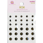Queen and Company - Rox Collection - Bling - Self Adhesive Marble Stones - Hermit, CLEARANCE