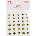 Queen and Company - Rox Collection - Bling - Self Adhesive Marble Stones - Magic