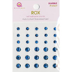 Queen and Company - Rox Collection - Bling - Self Adhesive Marble Stones - Protect
