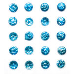 Queen and Company - Bling - Self Adhesive Stones - Brilliant Blue